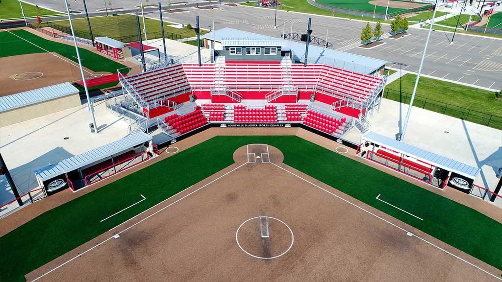 Louisville Slugger Complex Peoria Il Play Jp Sports